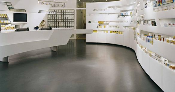 Tecnolog a de pavimentos industriales pandomo microcemento - Suelos para cocinas y banos ...